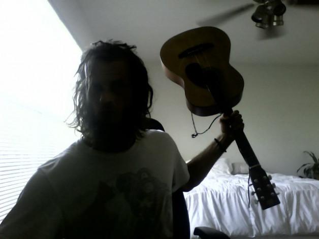 $40 guitar